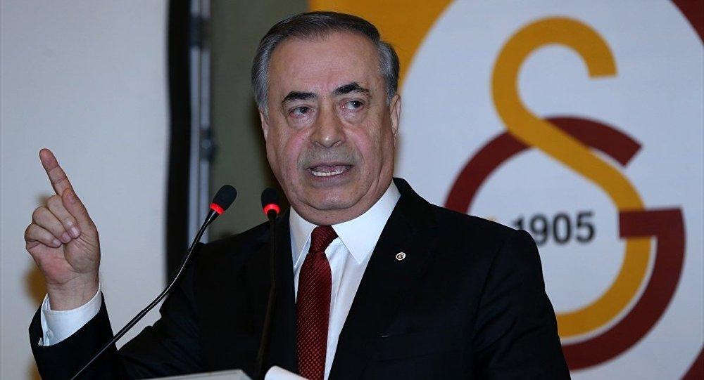 Galatasaray Başkanı Cengiz, 18 kulübün borcunu ve gelirini açıkladı