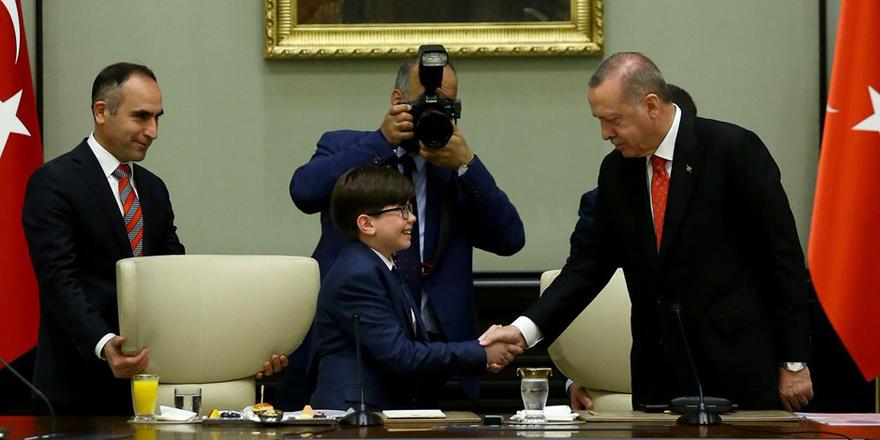 Erdoğan: Bu kıyağımı unutmayın
