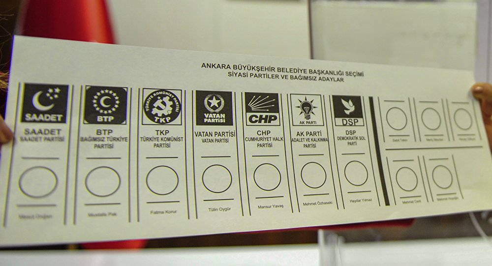ORC'den İstanbul'un ilçelerine özel anket
