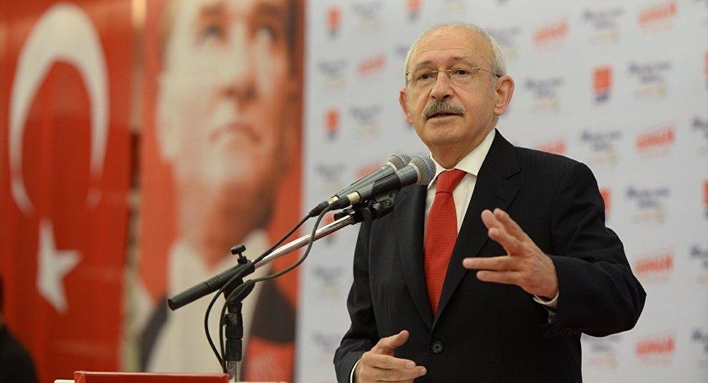 Kılıçdaroğlu: Bir ülke üretirse beka sorunu olmaz