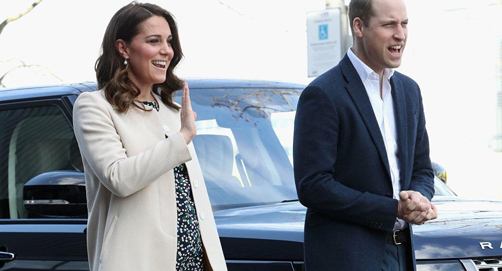 Cambridge Düşesi Kate Middleton 3. çocuğunu dünyaya getirdi