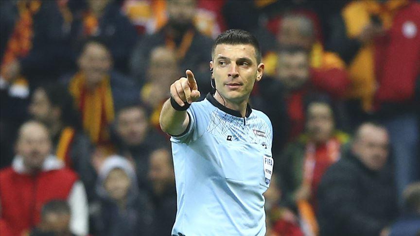 UEFA'dan Ümit Öztürk ve Ceyhun Sesigüzel'e görev