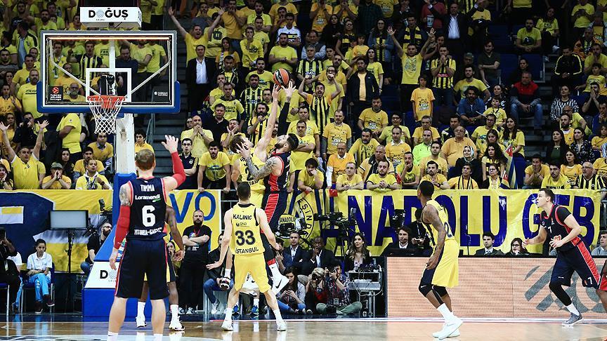 Fenerbahçe Doğuş Dörtlü Final için sahada