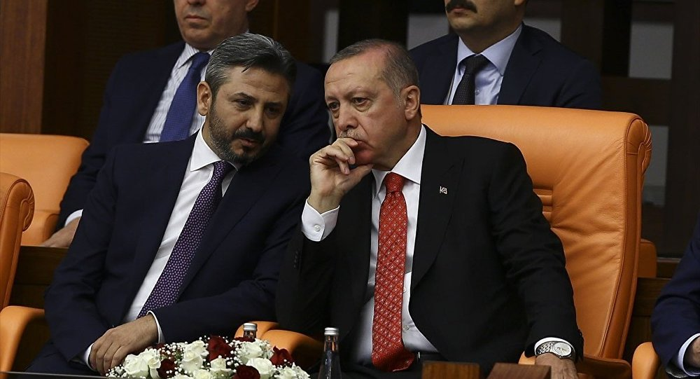 Meclis'teki 23 Nisan oturumunda tansiyon yükseldi, Erdoğan 'rezalet' dedi