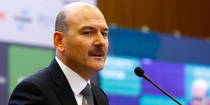 Süleyman Soylu'dan 'Adil Öksüz' açıklaması