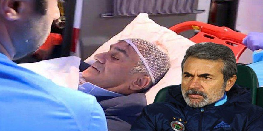 Aykut Kocaman: Şenol Güneş'in kafasında kan yoktu kardeşim, kan...