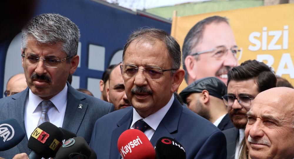 Özhaseki: Keşke Ankara ve İstanbul'u yeniden saysalar