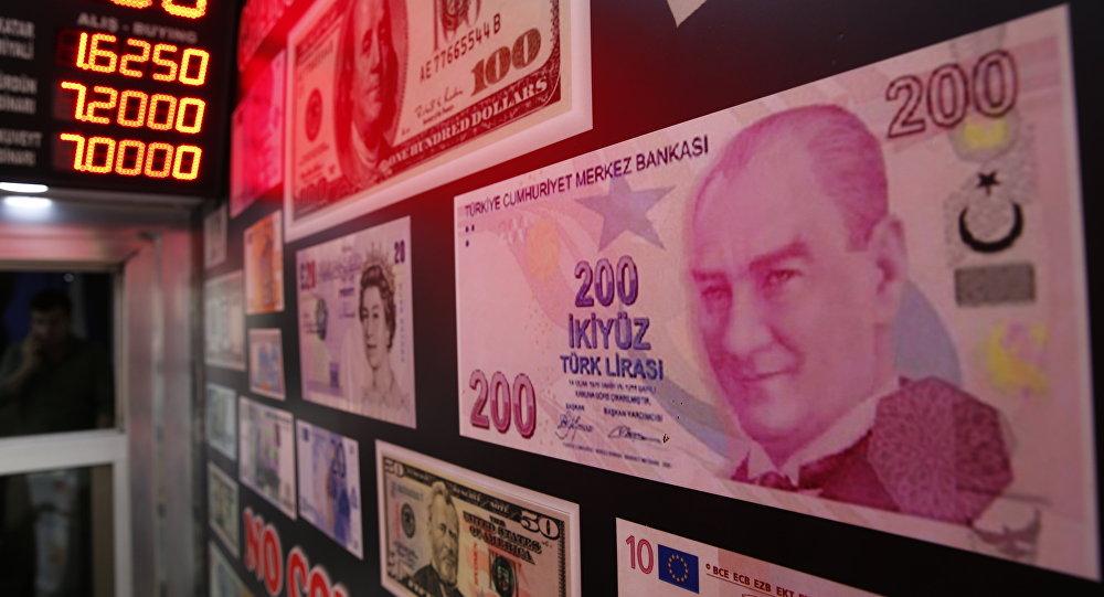 TL'de negatif ayrışma sürüyor, dolar 5.80'in üzerinde