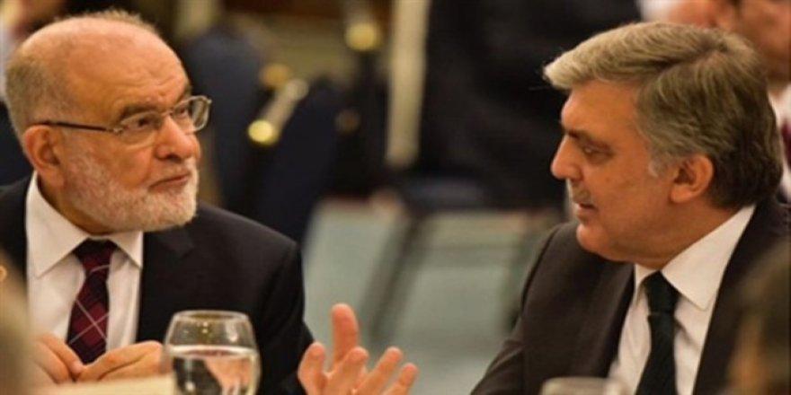 Temel Karamollaoğlu ile Abdullah Gül bu akşam yan yana gelecek!