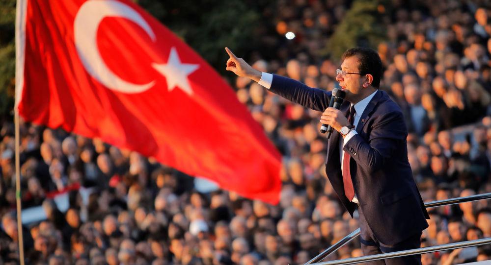 İmamoğlu: Demirtaş'ın siyasette aktif olduğu dönemde çizdiği çizgiyi beğenenlerden biriydim