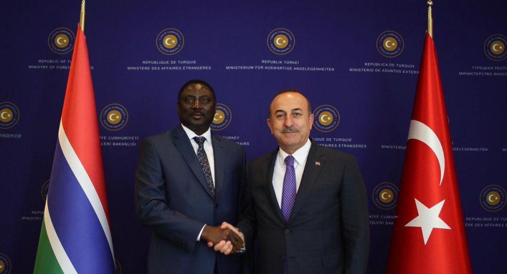 Gambiya: Her zaman Türkiye'nin yanında olacağız