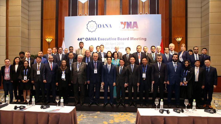 Asya-Pasifik Haber Ajansları Birliği Toplantısı Vietnam'da yapılıyor
