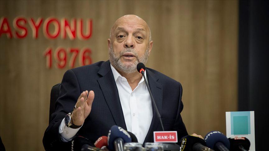 'Hak-İş'e bağlı sendikalardan 5 bin 647 işçi istifa ettirildi'