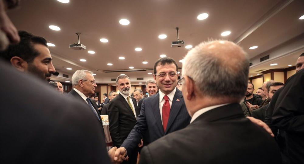 Habertürk sunucusu Aksoy: İmamoğlu'nun belediye mutfağındaki videosu kurgu değil