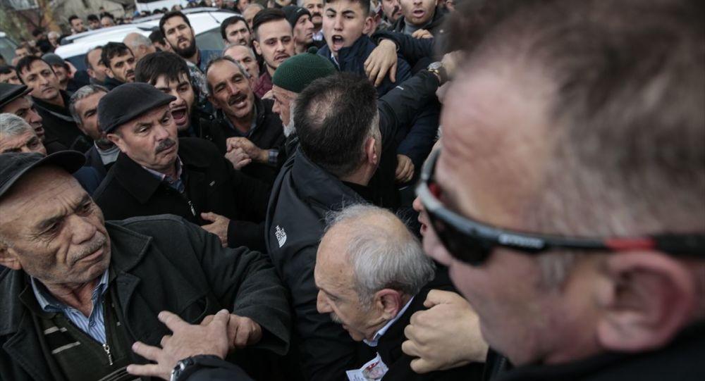 Kılıçdaroğlu'na saldıran Sarıgün tutuklandı