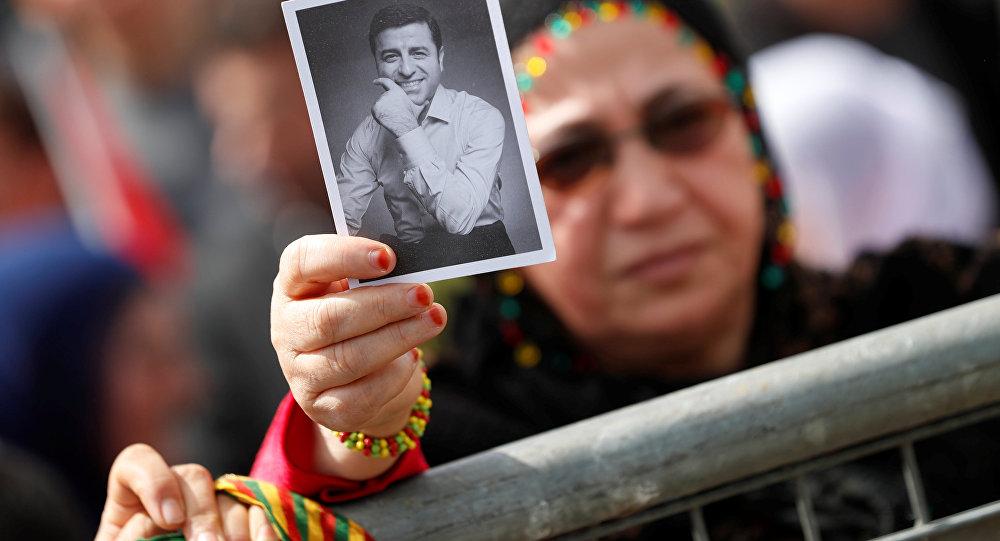 SONAR Başkanı Bayrakçı: Demirtaş, yüzde 15 oy alabilir