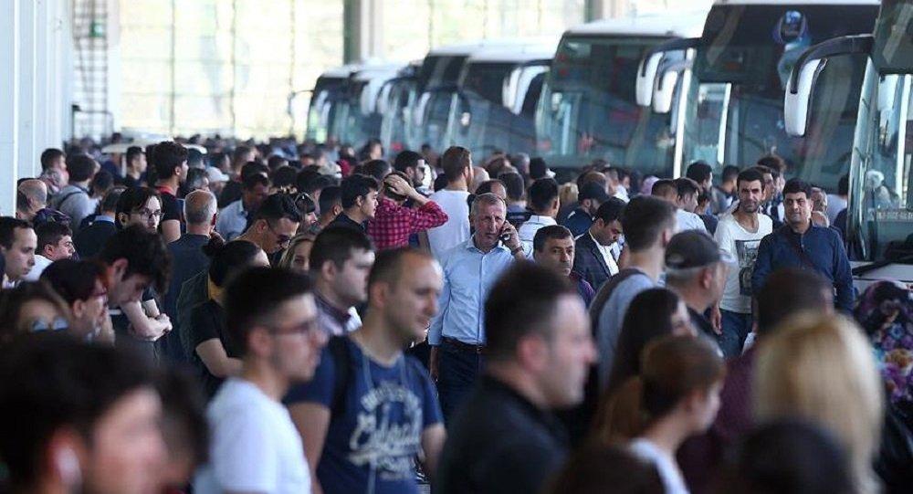 Türkiye Otobüsçüler Federasyonu'ndan 23 Haziran açıklaması
