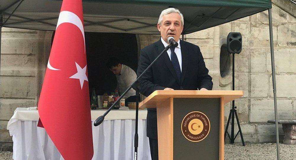 Fransa'da Türk okulu tartışmasına büyükelçi de katıldı, Fransız bakanı eleştirdi