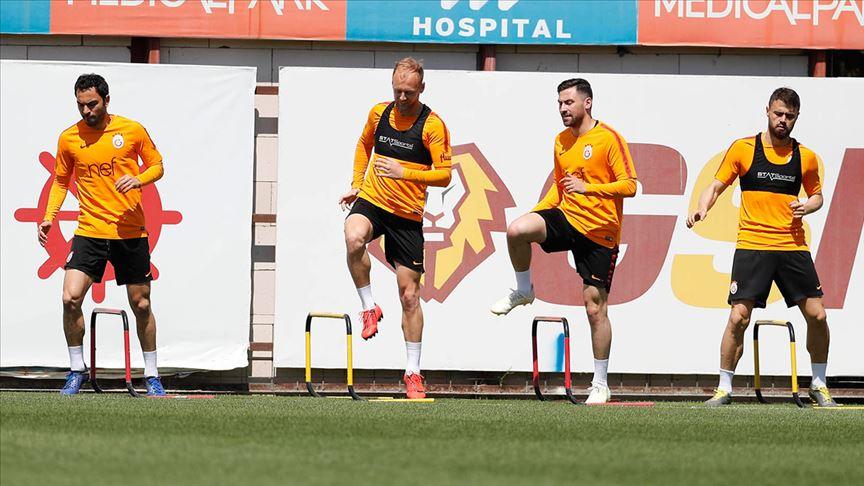 Galatasaray kupa finaline hazır