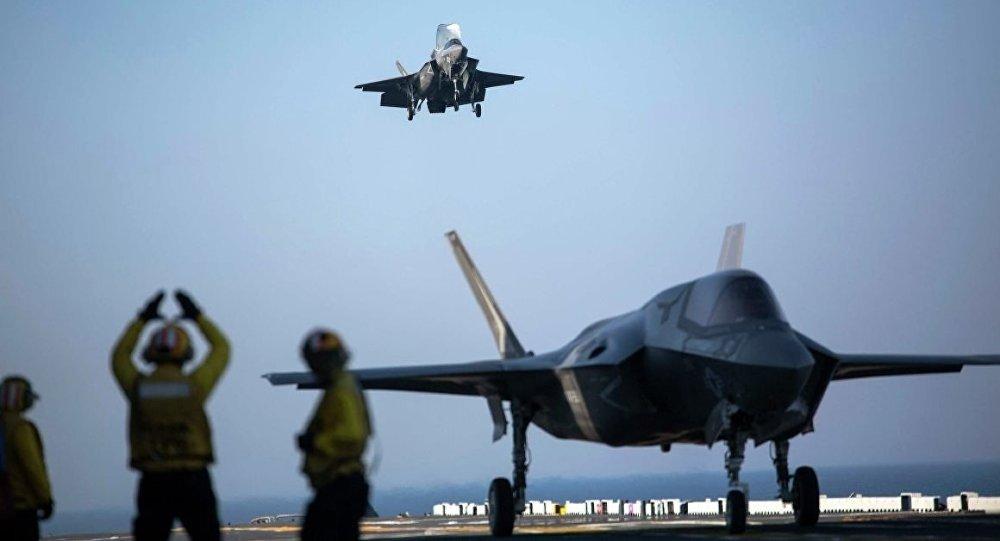 Temsilciler Meclisi'nden F-35 teslimatına yeni engel