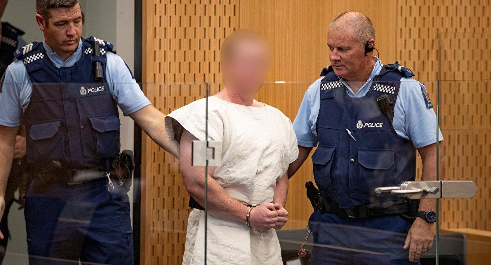 Yeni Zelanda saldırganı resmen 'terörizmle' suçlandı