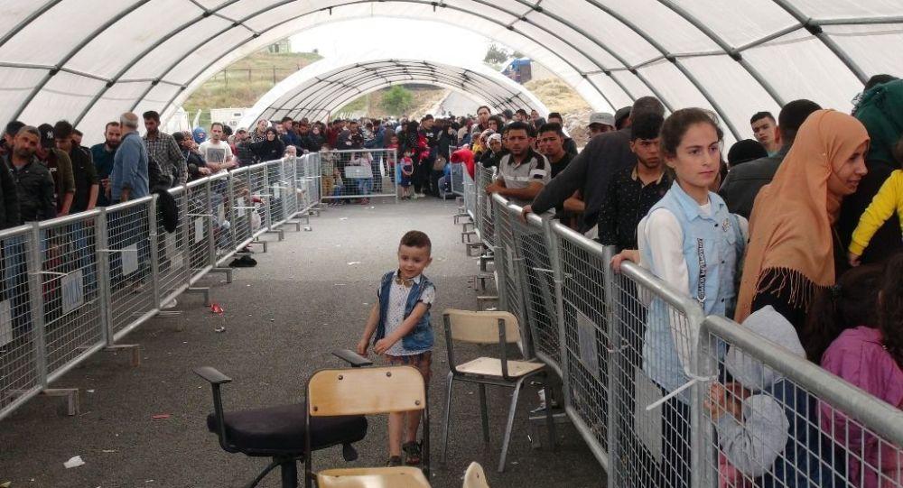 4 günde 3 bin Suriyeli, bayram için ülkesine gitti