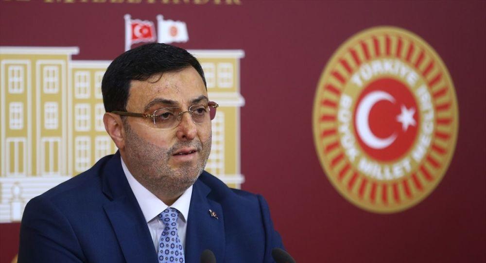 AK Partili Bayram: İmamoğlu tweete dayanamadı dava açtı
