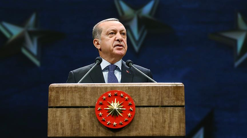 Erdoğan'dan Abdullah Gül açıklaması
