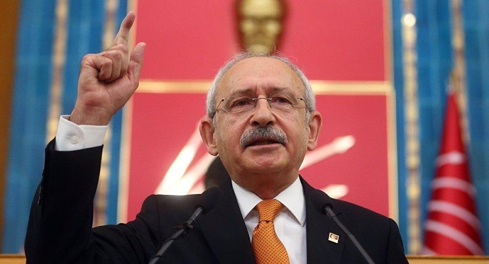 Kılıçdaroğlu'ndan Erdoğan'a: Niye karşıma çıkmıyorsun?