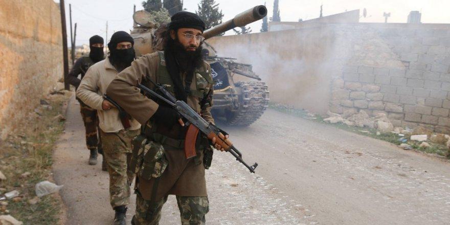 Afrin'de ÖSO grupları arasında çatışma çıktı iddiası