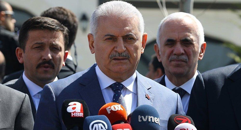 Yıldırım: AKPM seçimler ertelensin diyeceğine terörist başını getirip konuşturmasın