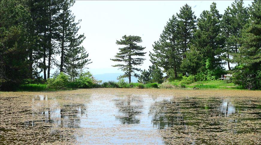 'Sülüklü Göl' keşfedilmeyi bekliyor