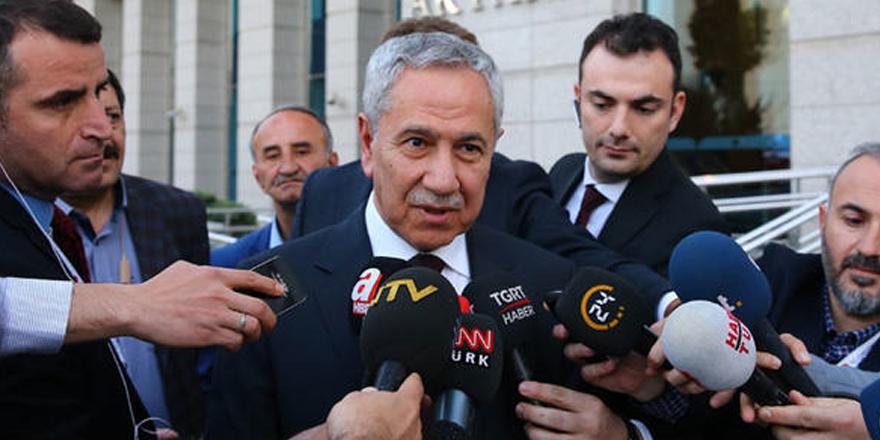 Bülent Arınç, Erdoğan sürpriz görüşmesi gerçekleşti