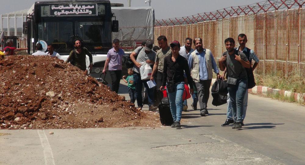 Bayram için ülkelerine giden Suriyeliler, Türkiye'ye dönmeye başladı