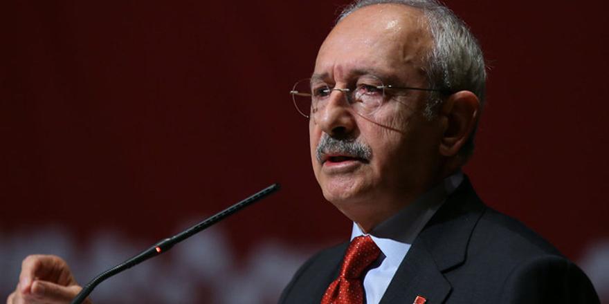 CHP'de ittifak çalışmaları için Kılıçdaroğlu'na tam yetki