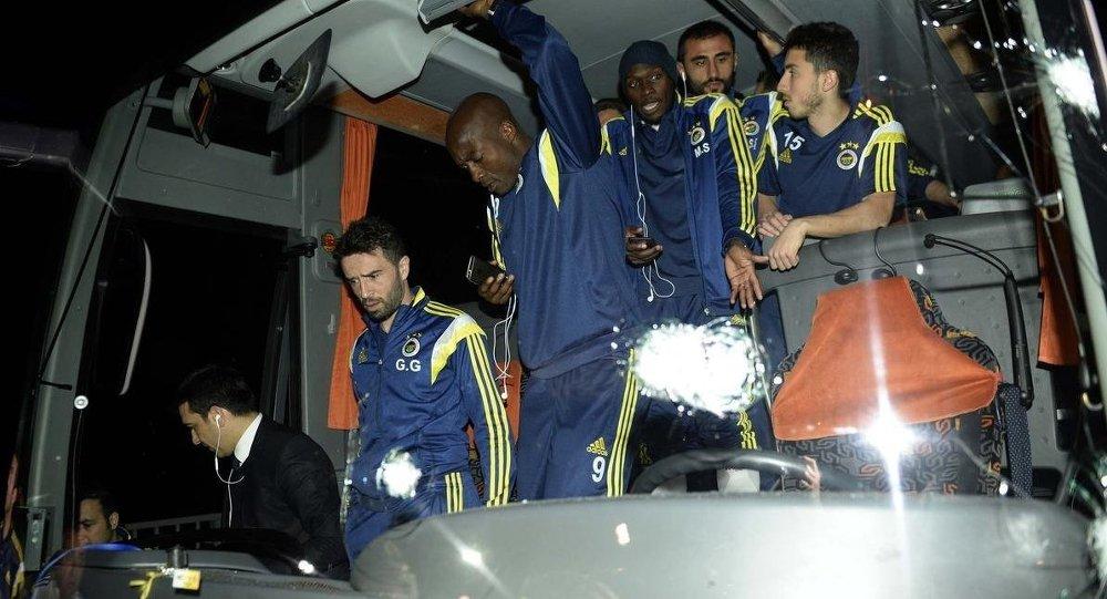 Fenerbahçe otobüsüne düzenlenen silahlı saldırıda yeni gelişme