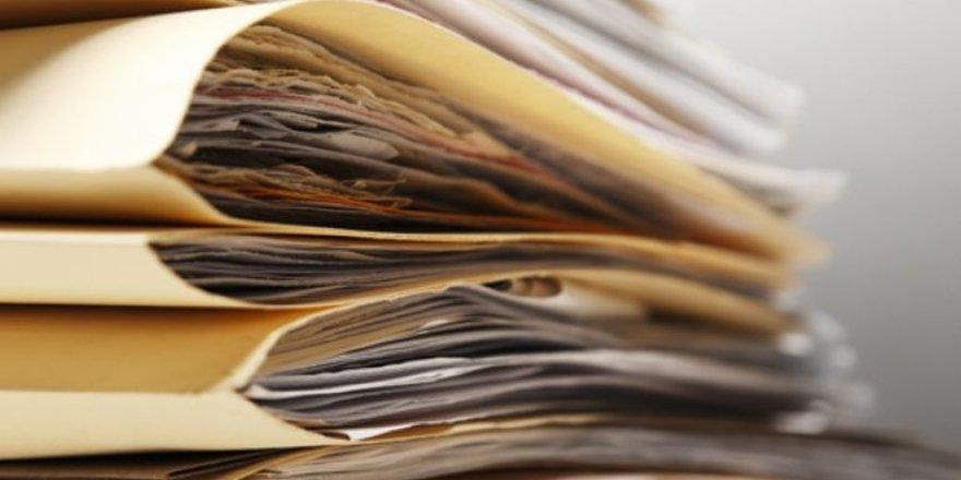 Bürokrasiye erken seçim ayarı: yüzlerce belge işlemden kalkacak!