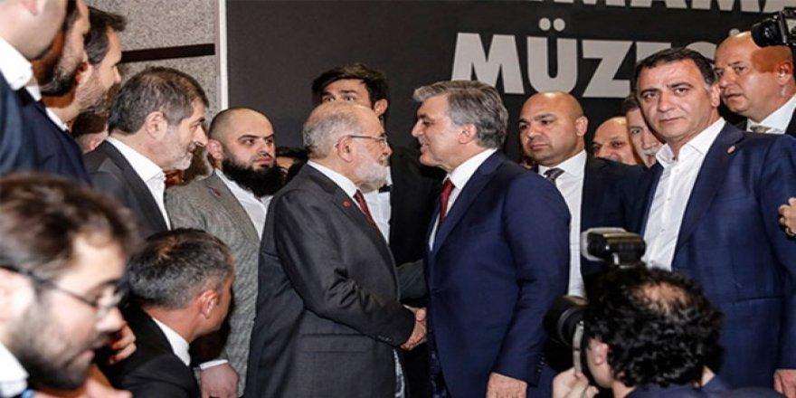 """""""AK Parti kulisleri Gül'le çalkalanıyor, Gül'ün gözü ise Akşener'in üstünde!"""""""