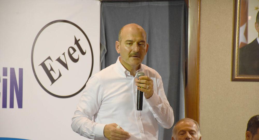 İmamoğlu'nun 20 lirayla seçim iptali örneğine Soylu'dan yanıt