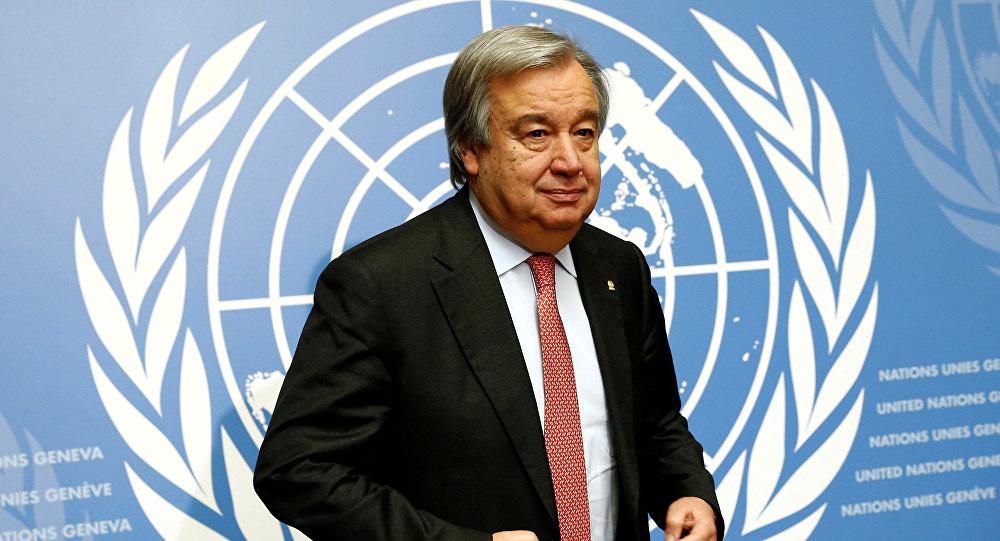 BM Genel Sekreteri'nden Rusya ile Türkiye'ye İdlib çağrısı