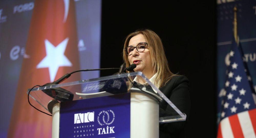 Ticaret Bakanı Pekcan: Türk Eximbank yüksek teknolojili ihracata destek verecek