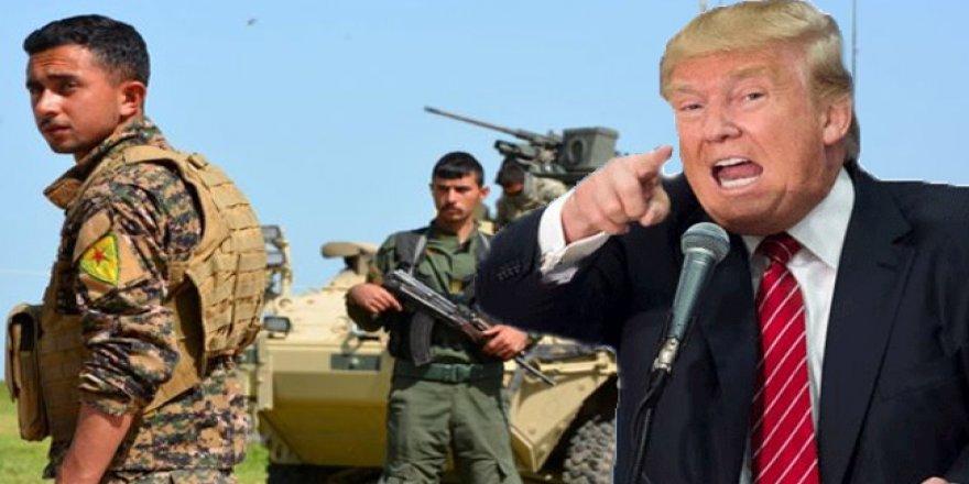 Pentagon yetkilisi açıkladı: ABD'de, YPG konusunda çatlaklar var!