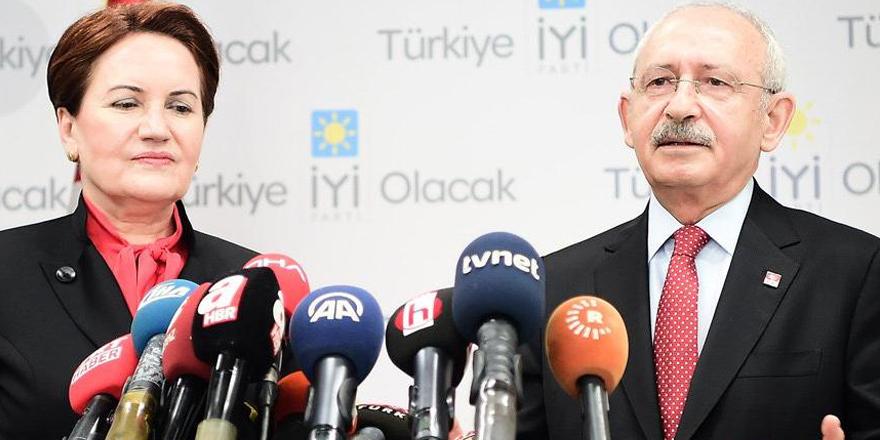 Meral Akşener, Kemal Kılıçdaroğlu ile görüşecek