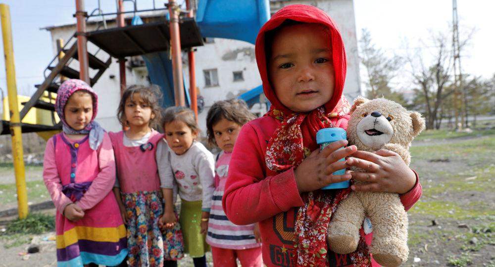 """""""Türkiye 5 yıl üst üste en yüksek sayıda mülteciyi barındıran ülke"""""""