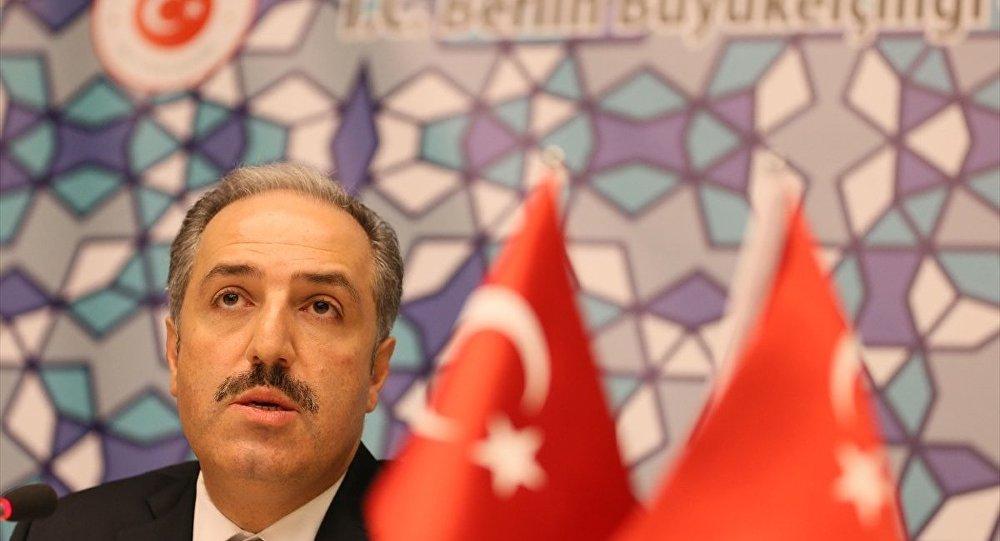 AK Partili Yeneroğlu'ndan CHP'li Kaftancıoğlu'na