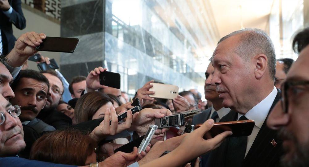 Kabine revizyonu sorulan Erdoğan: Böyle bir şey yapılması gerekiyorsa biz yaparız