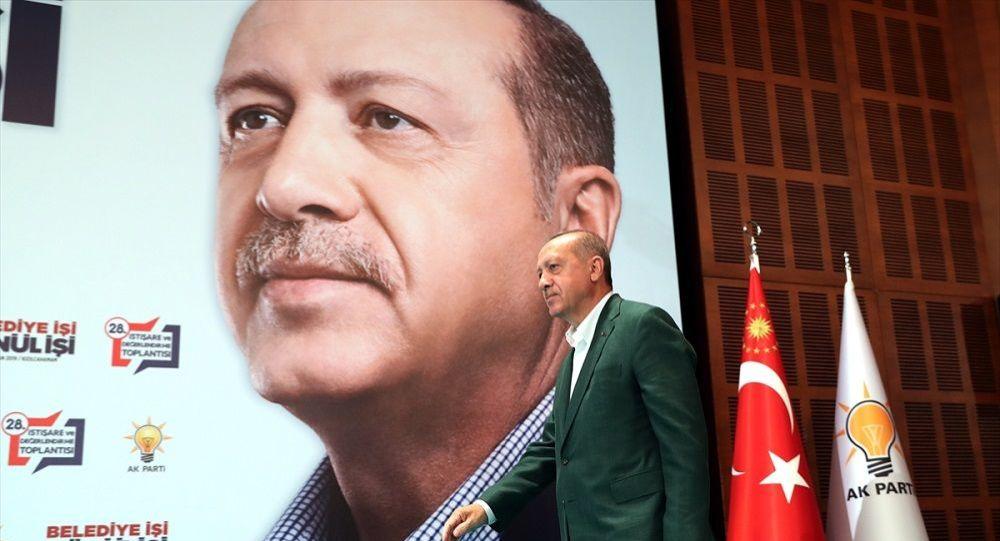 Erdoğan'dan seçim mesajı: Sağlam temellere oturan demokrasimiz yine kazanmıştır