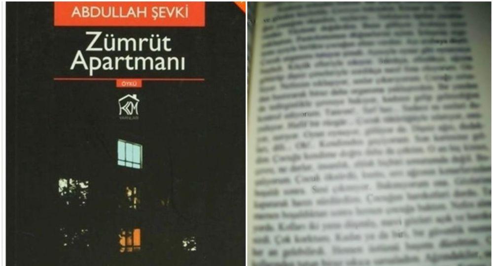 'Zümrüt Apartmanı' kitabının yazarı ve yayıncısı hakkında hazırlanan iddianame kabul edildi