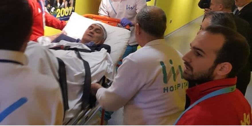 Şenol Güneş'e müdahalede çarpıcı detay: Kadıköy'deki hastaneler yerine...