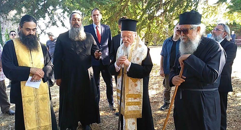 Şarköy'deki manastıra ilk kez metropolit atandı: Yeni Zelanda'dan geldi